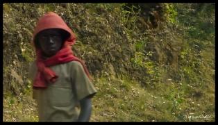 Boy in Red - Rwanda