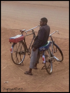Bike for hire - Kabale