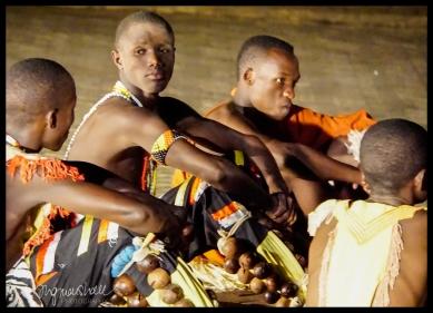 Dancers - Kampala