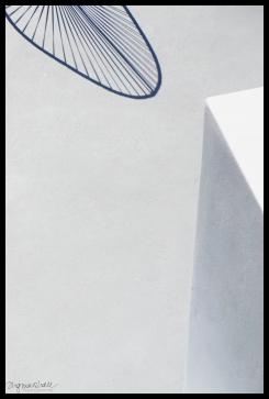Abstract Santorini 1
