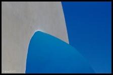 Abstract Santorini 4