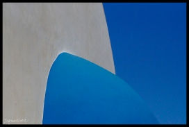 Abstract Santorini 4