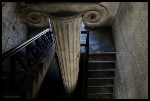 Ionic Column, Athens