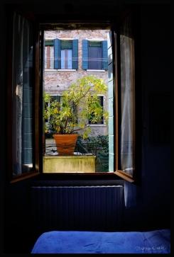 A room in Venice
