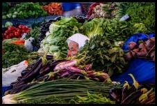 Produce Vendor, Bodrum