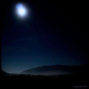 Moon Rise, Transylvania