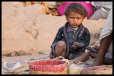 Jaipur - Baby with Snake
