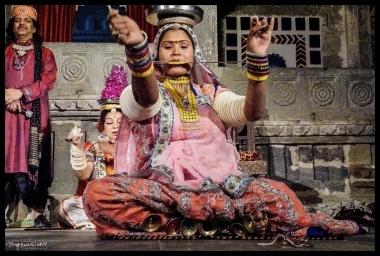 Udaipur - Knife Dancer
