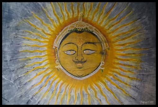 Udaipur - Sun