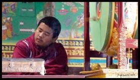 Drumming Monk - Rewelsar