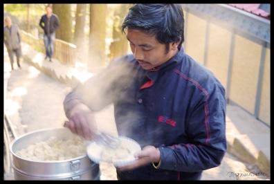Momo Vendor - Shimla