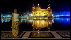 Night Prayer, Golden Temple