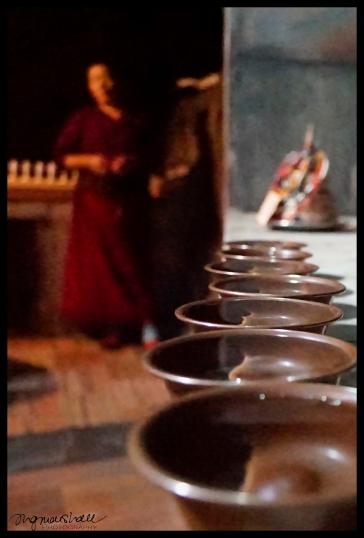 Nun with Bowls - Rewelsar