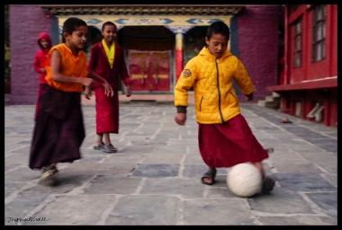 Soccer Monks - Rewelsar