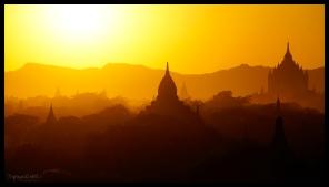Sunset - Bagan