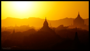 Sunset - Bagan