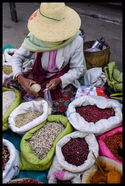 Bean Vendor - Kalaw