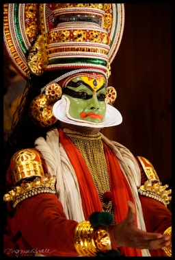 Bhima (Kathakali) - Kochi
