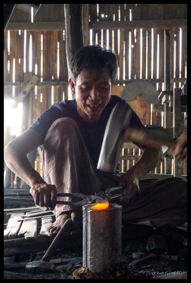 Blacksmith - Inle Lake