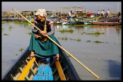 Captain - Inle Lake