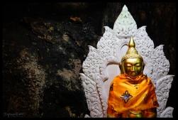 Buddha - Shwe Oo Min Paya, Shan State
