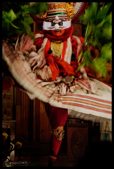 Baka: A Violent, Murderous Forest-dwelling Demon (Kathakali) - Kochi