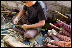 Umbrella Maker - Shan State