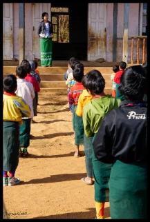 Village School - Shan State