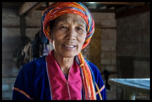 Village Woman - near Kalaw