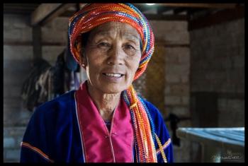 Village Woman - near Kalaw
