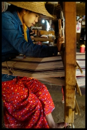 Weaving - Bagan