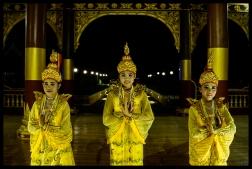 Dancers - Bagan