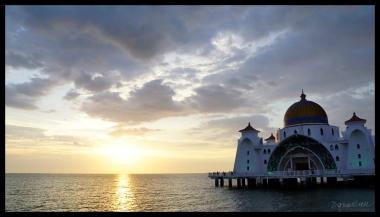 Masjid Selat - Melaka