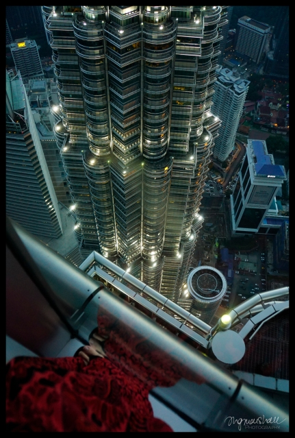 Petronas View - Kuala Lumpur