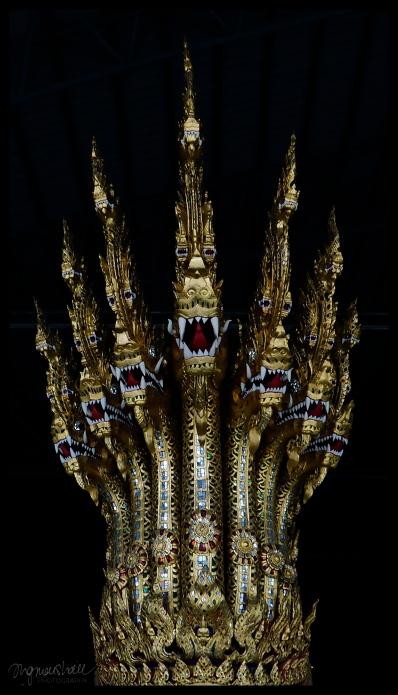 Seven Headed Dragon Royal Barge - Bangkok