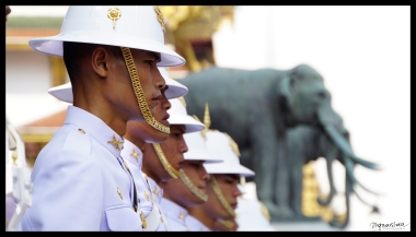 Thai Soldiers - Bangkok
