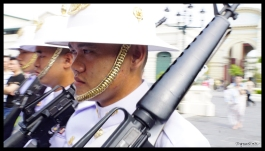 Thai Soldier - Bangkok