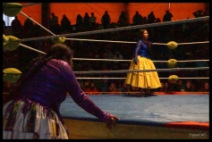 In The Ring - El Alto