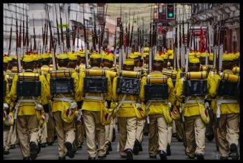 Military Parade - Sucre