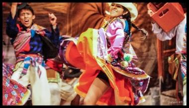 Arequipa - Huaylas Dance