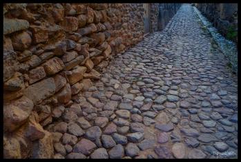 Ollyantaytambo - Inca Canals