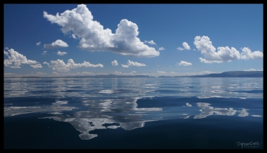 Lake Titicaca - Reflections