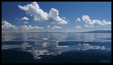 Lake Titicaca - Reflections