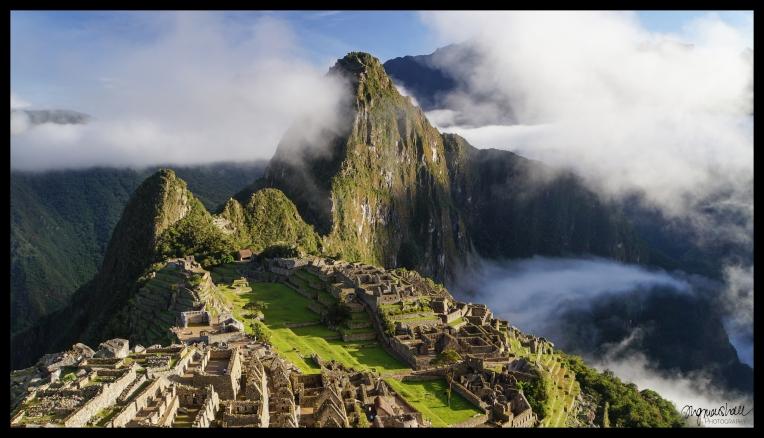 Aguas Calientes - Macchu Picchu