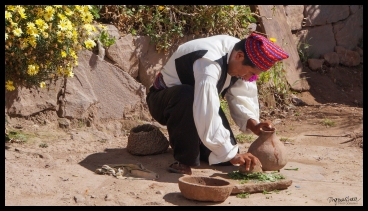 Taquile - Making Natural Soap