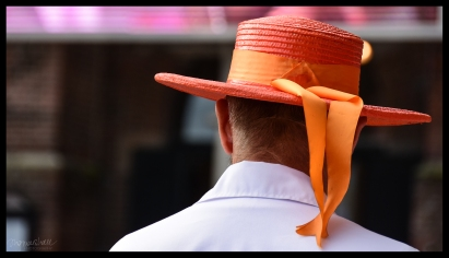 Orange Hat - Alkmaar