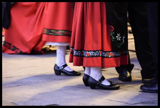 Alsatian Dance, Colmar