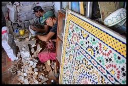 Mosaics - Chefchaouen
